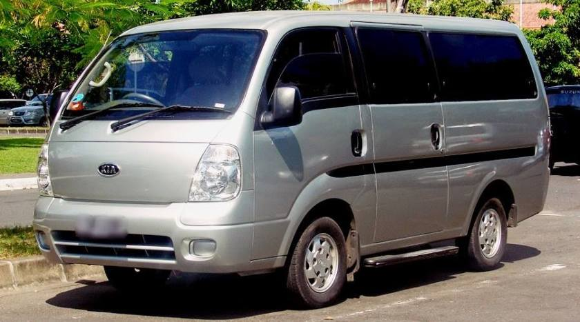 KIA Travello