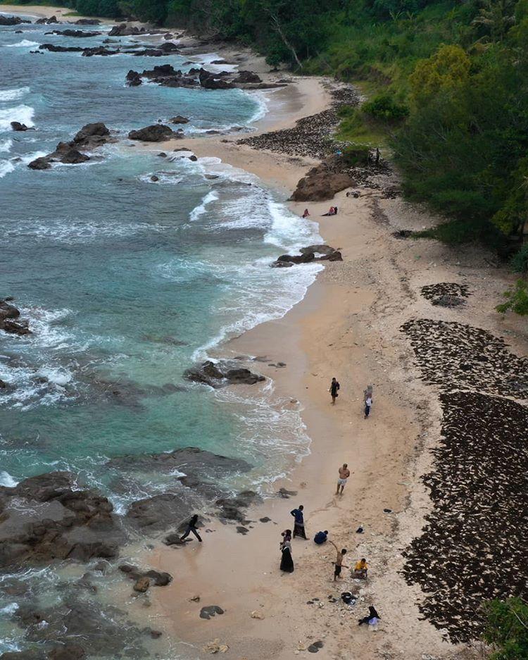 Pantai Wediombo, sumber ig yudi_trist